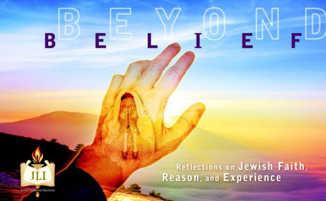 Jewish Learning Institute Presants a New Torah Study Course throughout Houston: Beyond Belief